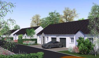 Photo du Résidence « Le Clos de la Motte » programme immobilier neuf à Corné