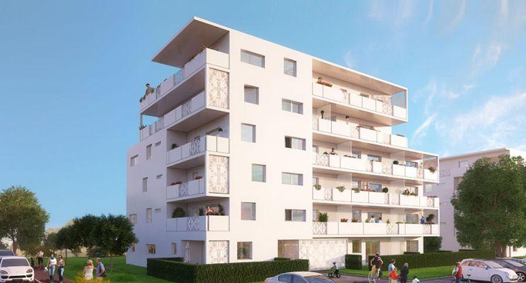 Photo du Résidence « Villa Epona » programme immobilier neuf à Écouflant