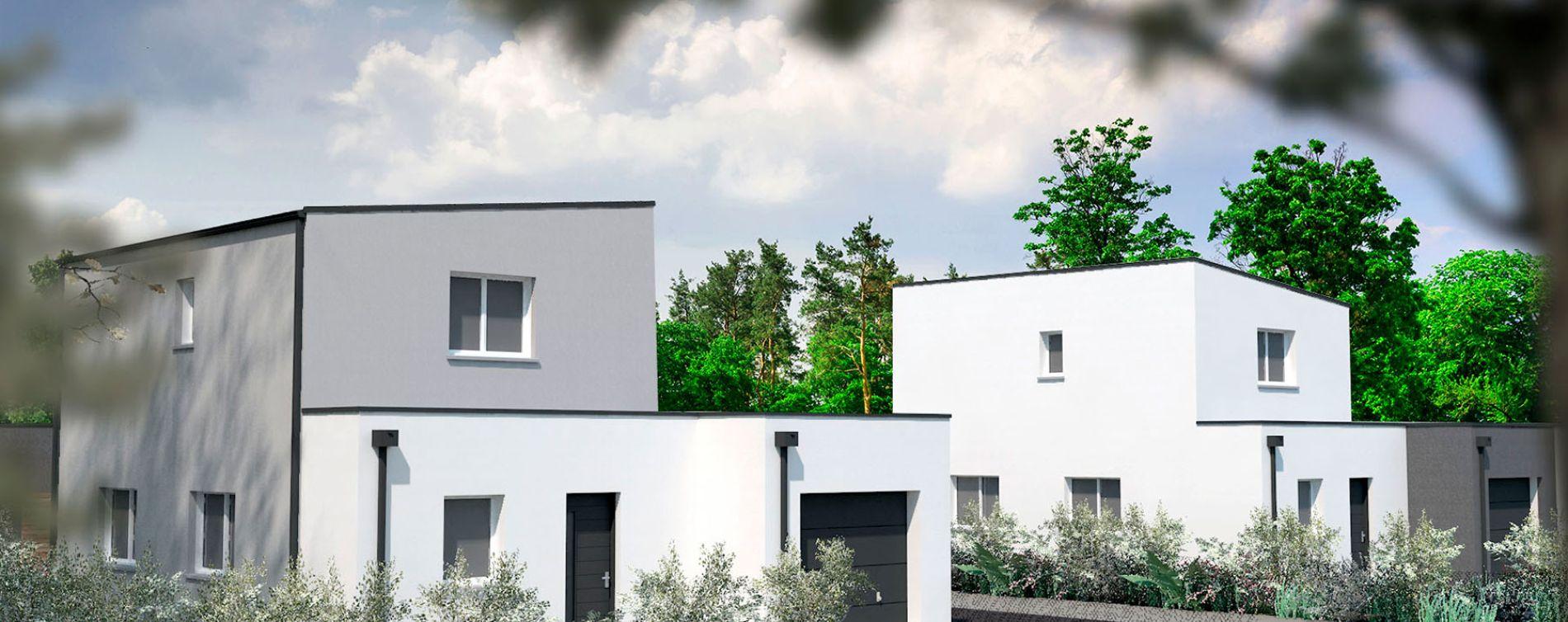 Les Ponts-de-Cé : programme immobilier neuve « Coeur de Cé »