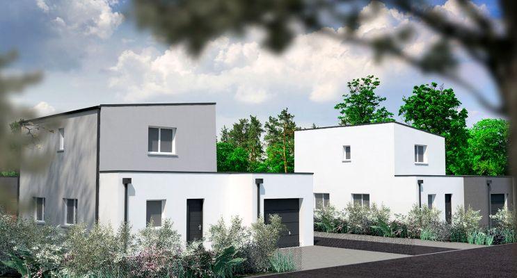 Photo du Résidence « Coeur de Cé » programme immobilier neuf à Les Ponts-de-Cé