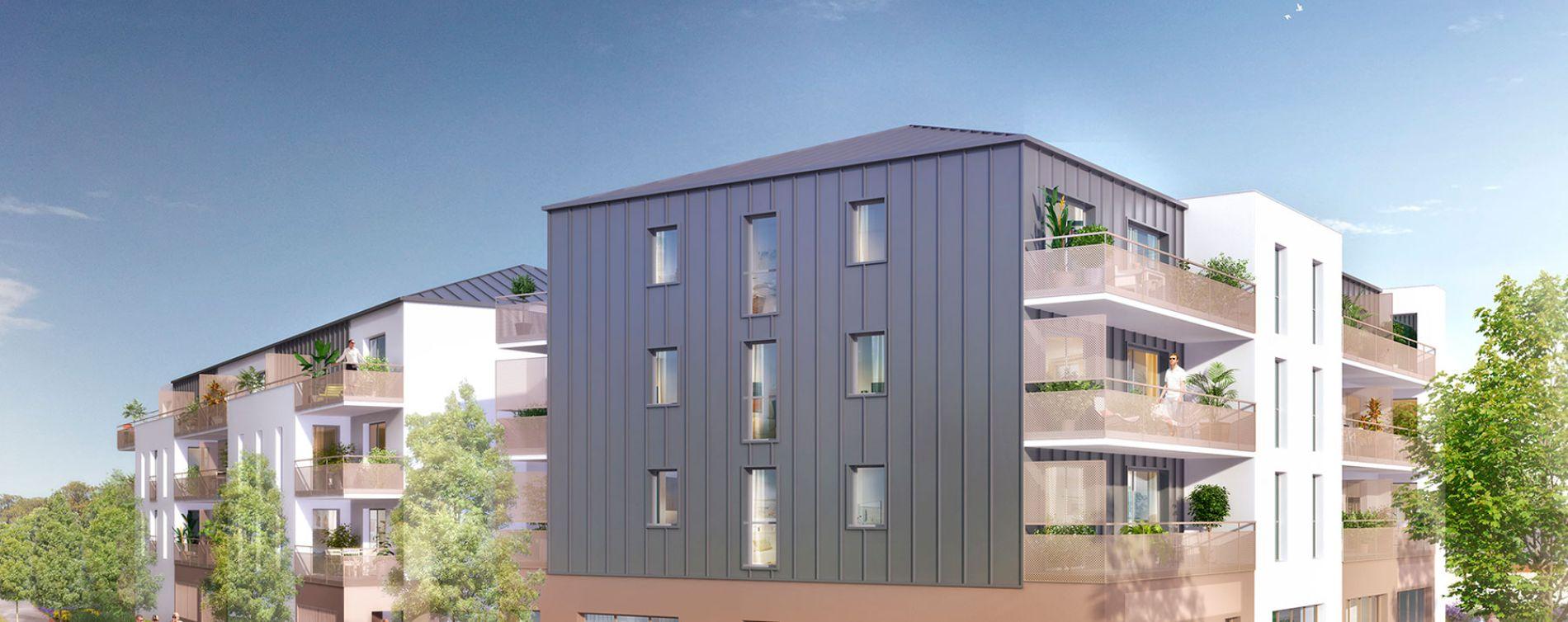 Les Ponts-de-Cé : programme immobilier neuve « Novela »