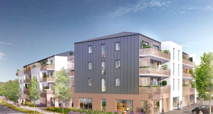 Photo du Résidence « Novela » programme immobilier neuf à Les Ponts-de-Cé
