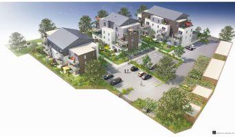 Résidence « Verano » programme immobilier neuf à Les Ponts-de-Cé n°2