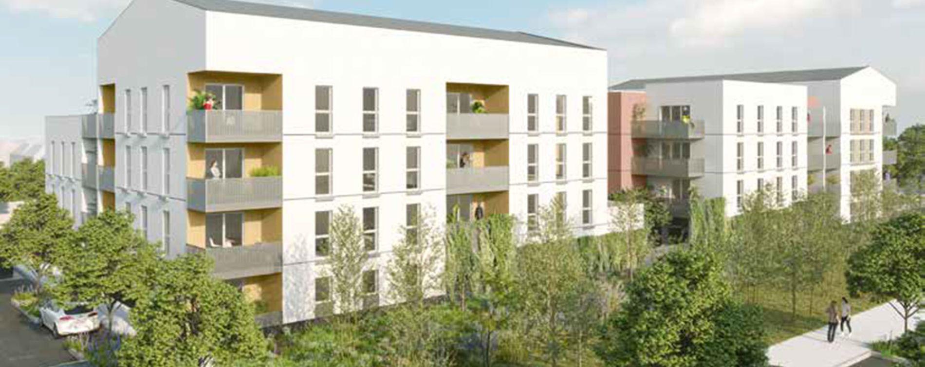 Les Ponts-de-Cé : programme immobilier neuve « Villa Piléa » (2)