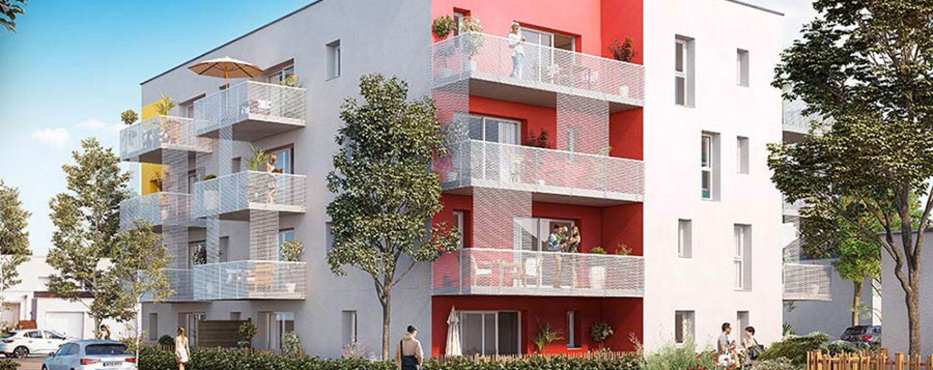 L 39 envol e saint barth lemy d 39 anjou programme immobilier for Les 5 jardins saint barthelemy d anjou