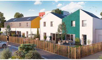 Résidence « L'Envolée » programme immobilier neuf à Saint-Barthélemy-d'Anjou n°2