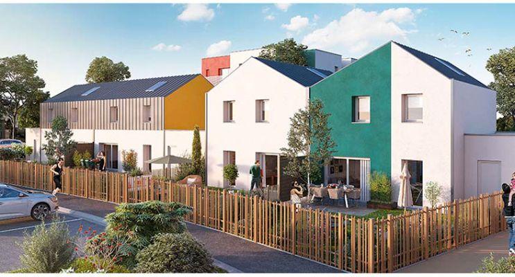 Photo n°2 du Résidence « L'Envolée » programme immobilier neuf à Saint-Barthélemy-d'Anjou