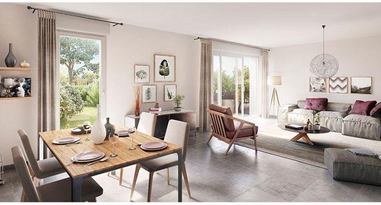 Photo n°3 du Résidence « L'Envolée » programme immobilier neuf à Saint-Barthélemy-d'Anjou