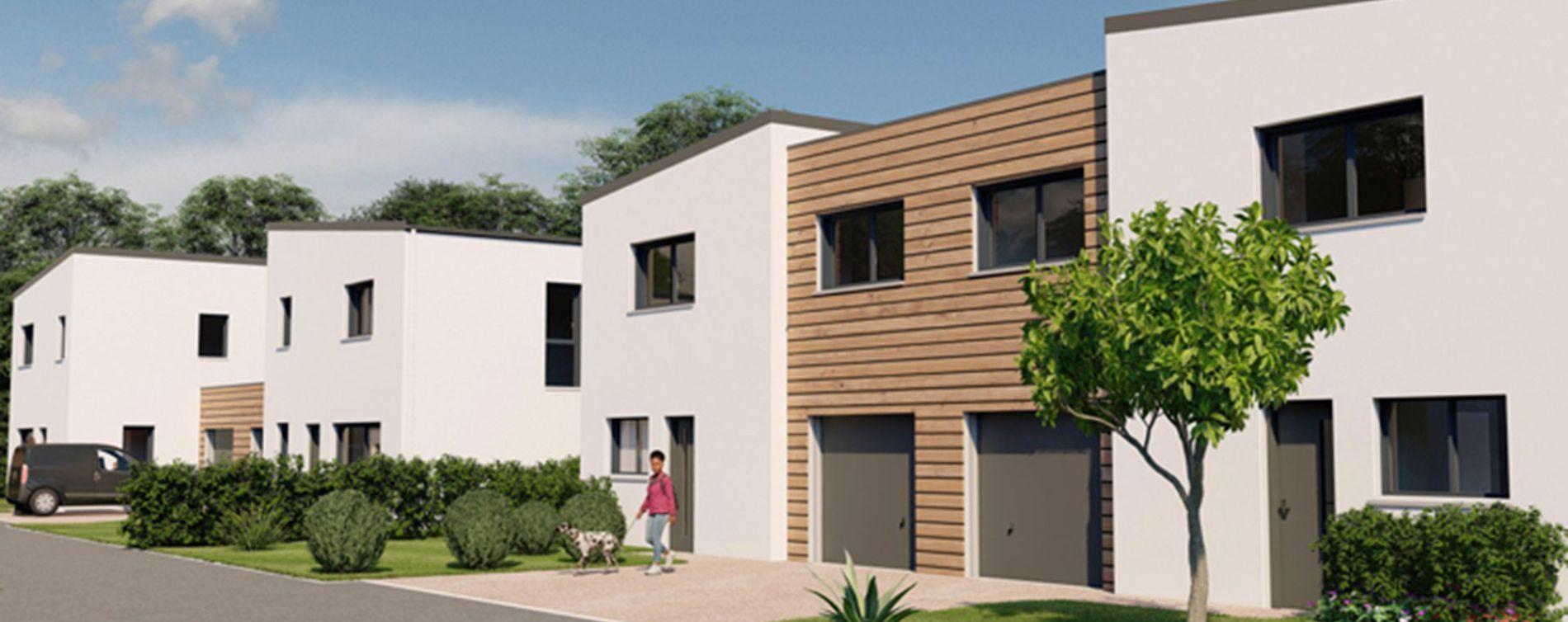 Saint-Sylvain-d'Anjou : programme immobilier neuve « Les Rives de l'Èpervière » (3)