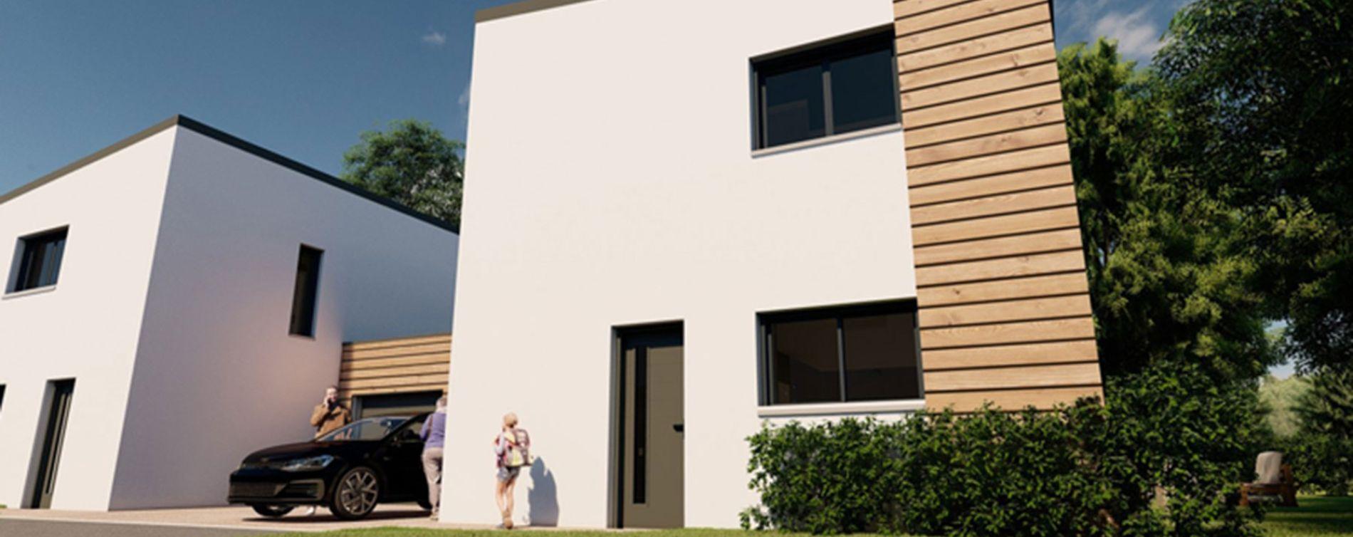 Saint-Sylvain-d'Anjou : programme immobilier neuve « Les Rives de l'Èpervière » (4)