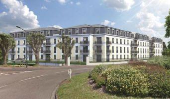 Résidence « Epona » programme immobilier neuf à Saumur n°1
