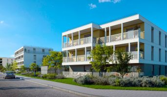 Photo du Résidence « Équation » programme immobilier neuf en Loi Pinel à Laval
