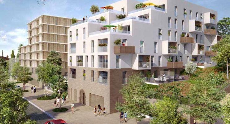 Photo du Résidence « Konect » programme immobilier neuf en Loi Pinel à Laval