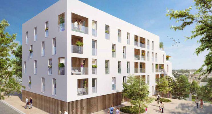 Résidence « Konect » programme immobilier neuf en Loi Pinel à Laval n°2