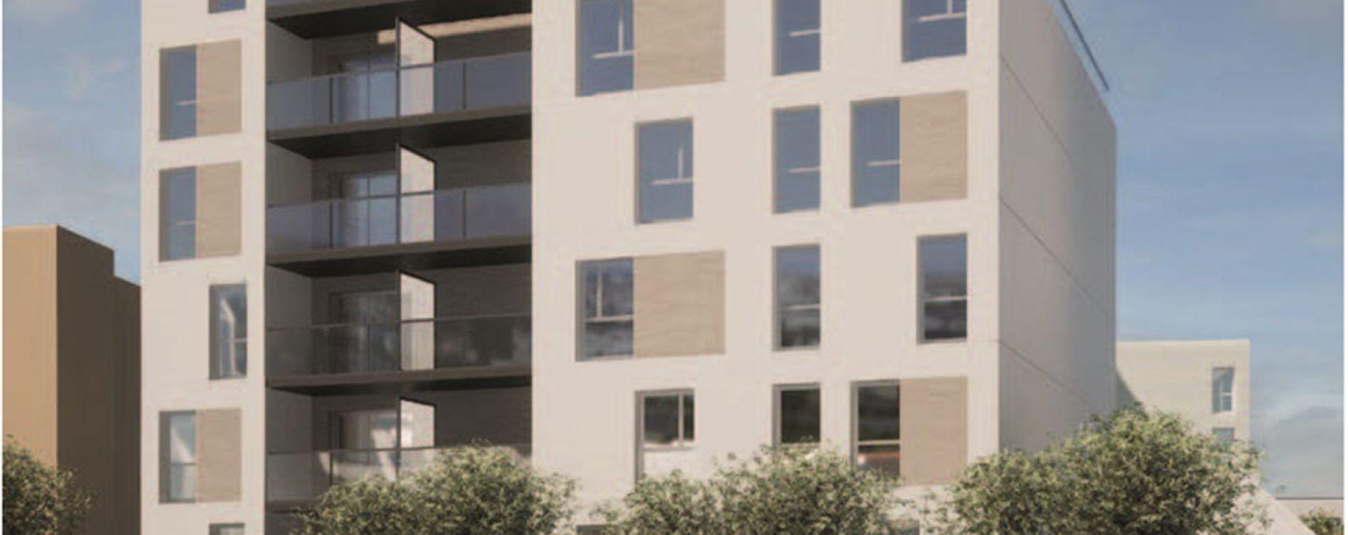 Laval : programme immobilier neuve « Rosa Alba » en Loi Pinel (2)