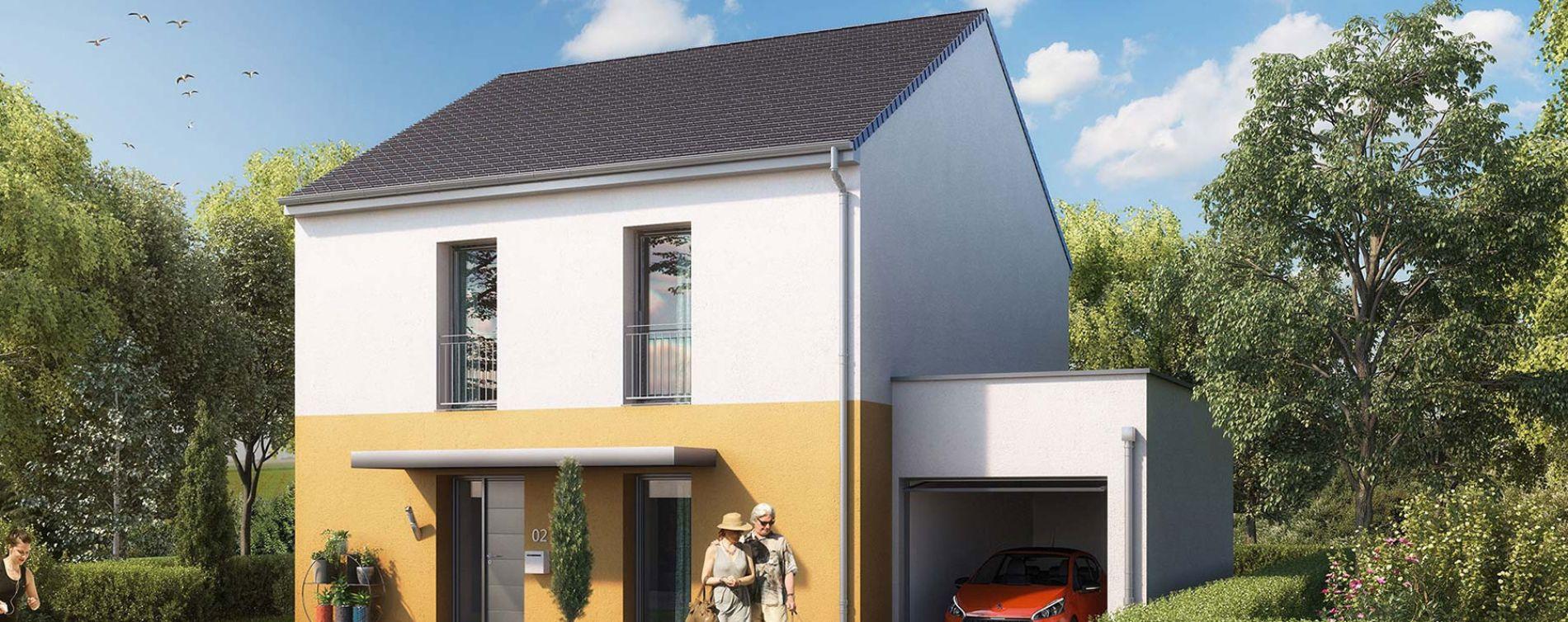 Changé : programme immobilier neuve « Le Domaine des Pins »