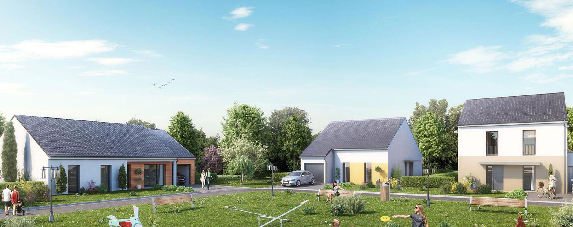 Changé : programme immobilier neuve « Le Domaine des Pins » (2)
