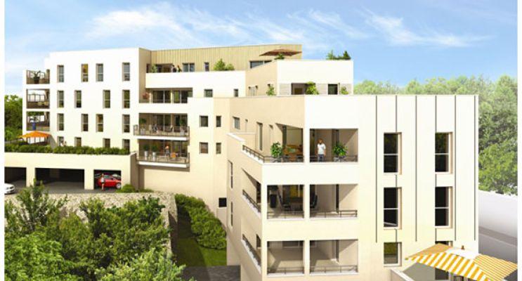 Résidence « Abelia » programme immobilier neuf à Le Mans n°2