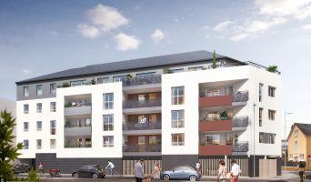 Photo du Résidence « Confluence » programme immobilier neuf à Le Mans
