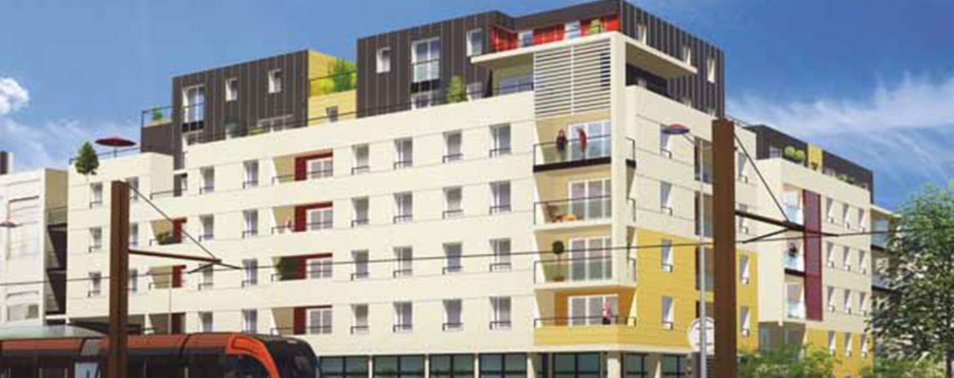 Le Mans : programme immobilier neuve « Connex'City »