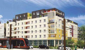 Le Mans : programme immobilier neuf « Connex'City »