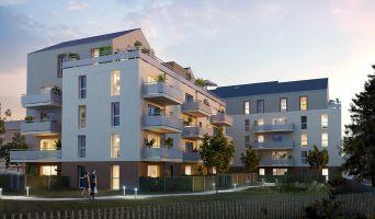 Le Mans : programme immobilier neuf « Le Clos Saint-Aldric »