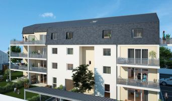 Programme immobilier neuf au Mans (72100)