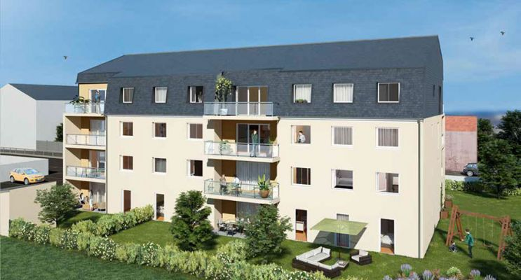 Résidence « Osmose » programme immobilier neuf à Le Mans n°2