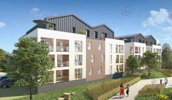 Résidence « Parc Beau'Lieu » programme immobilier neuf à Le Mans n°1