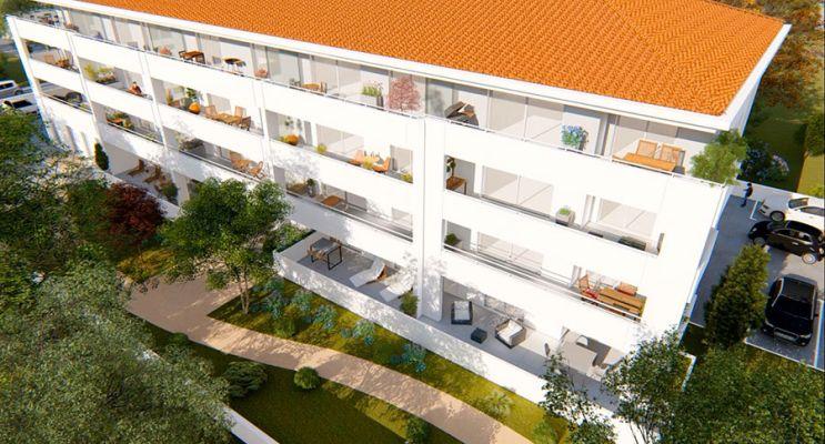 Photo n°2 du Résidence neuf « Le Jardin D'Amélie »