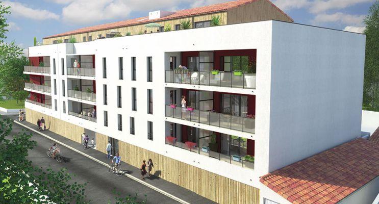 Photo du Résidence « Villa Obione II » programme immobilier neuf à Challans