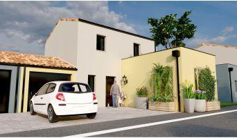 La Mothe-Achard : programme immobilier neuf « Les Jardins de Marius »