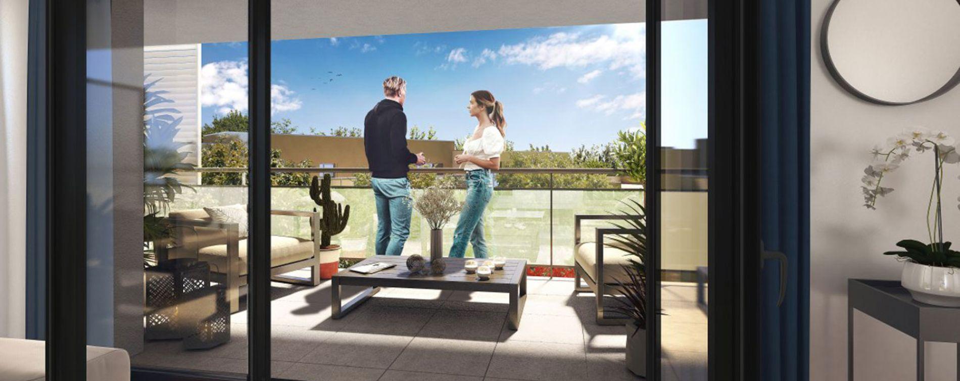 La Roche-sur-Yon : programme immobilier neuve « Le Clos du Haras » (3)