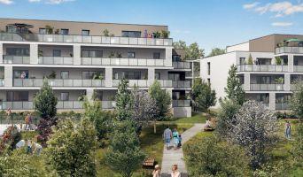 La Roche-sur-Yon : programme immobilier neuf « Le Clos du Haras »