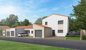 Les Sables-d'Olonne : programme immobilier neuf « Les Villas de la Pironnière »