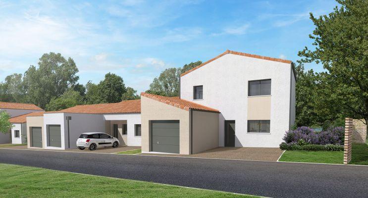 Photo du Résidence « Les Villas de la Pironnière » programme immobilier neuf en Loi Pinel à Les Sables-d'Olonne
