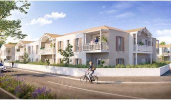 Les Sables-d'Olonne : programme immobilier neuf « Opaline » en Loi Pinel