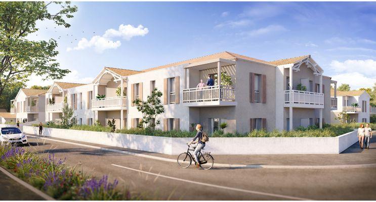Les Sables-d'Olonne programme immobilier neuf « Opaline » en Loi Pinel