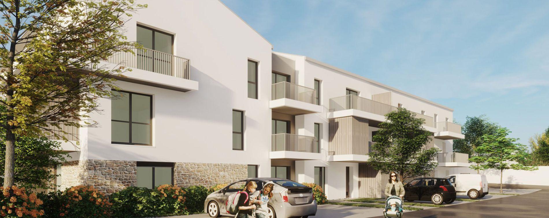 Montaigu : programme immobilier neuve « Les Jardins du Chemin Neuf »