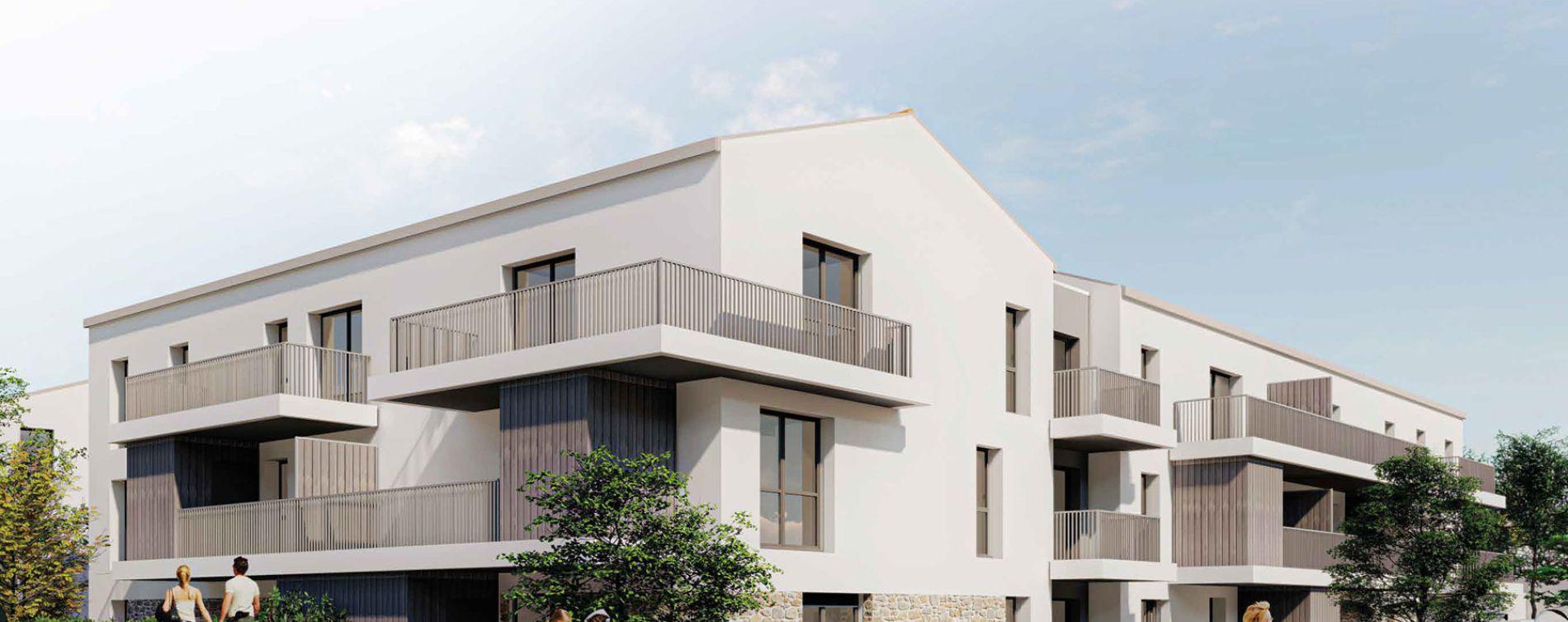 Montaigu : programme immobilier neuve « Les Jardins du Chemin Neuf » (3)