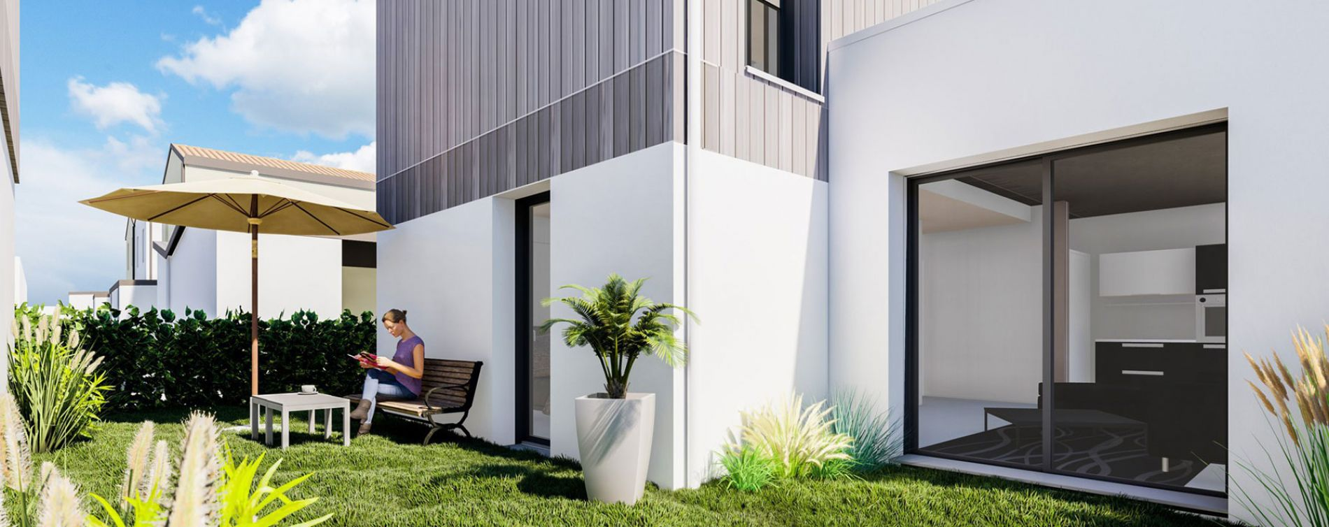 Montaigu : programme immobilier neuve « Les Jardins du Chemin Neuf » (5)