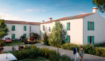 Photo du Résidence « Esprit Longère » programme immobilier neuf en Loi Pinel à Noirmoutier-en-l'Île