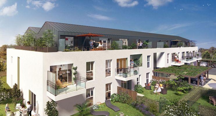 Résidence « Cœur Olona » programme immobilier neuf en Loi Pinel à Olonne-sur-Mer n°1