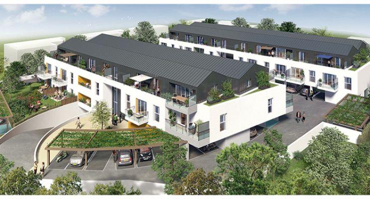 Résidence « Cœur Olona » programme immobilier neuf en Loi Pinel à Olonne-sur-Mer n°2