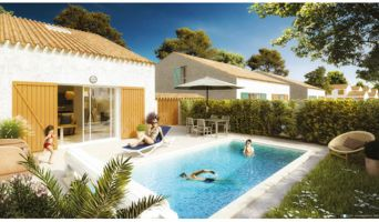 Photo du Résidence « La Pinède » programme immobilier neuf à Olonne-sur-Mer