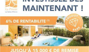 Résidence « La Pinède » programme immobilier neuf à Olonne-sur-Mer n°5