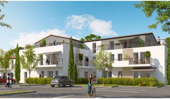 Résidence « La Pinède » programme immobilier neuf en Loi Pinel à Olonne-sur-Mer