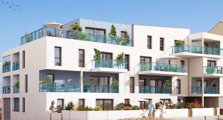 Photo du Résidence « Horizon de Sable » programme immobilier neuf à Saint-Hilaire-de-Riez