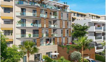 Résidence « 38 Foch » programme immobilier neuf en Loi Pinel à Antibes n°2