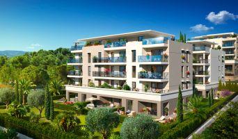 Photo du Résidence « Anthéa Garden » programme immobilier neuf en Loi Pinel à Antibes